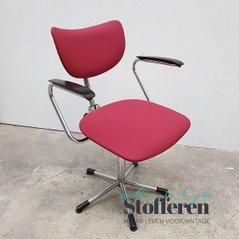 Vintage Bureaustoel De Wit.Gebr De Wit Bureaustoel Model 357