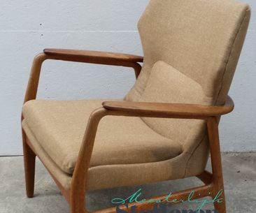 Aksen Bender Madsen Wingback Chair
