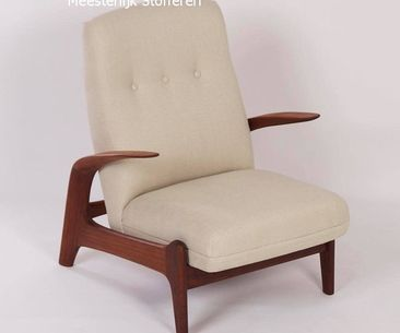 Gimson Slater easy chair