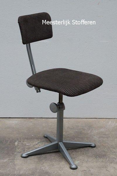 Artifort Bureaustoel Vintage.Bureaustoel Jaren 60 Ahrend De Cirkel Vintage Shop